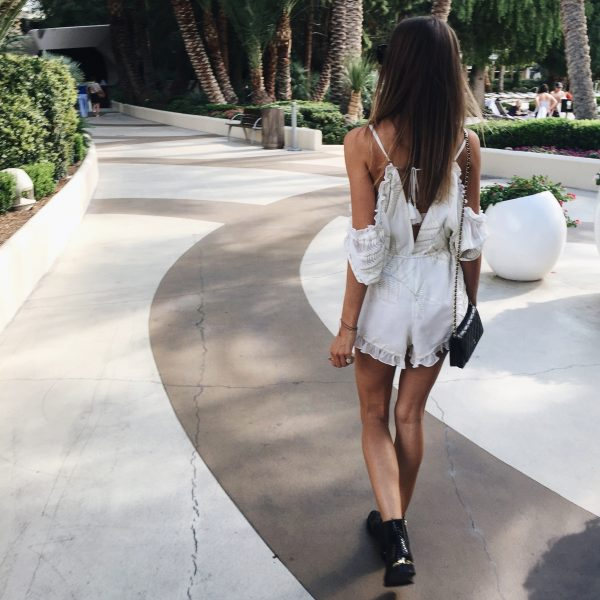 Playsuit time in Vegas