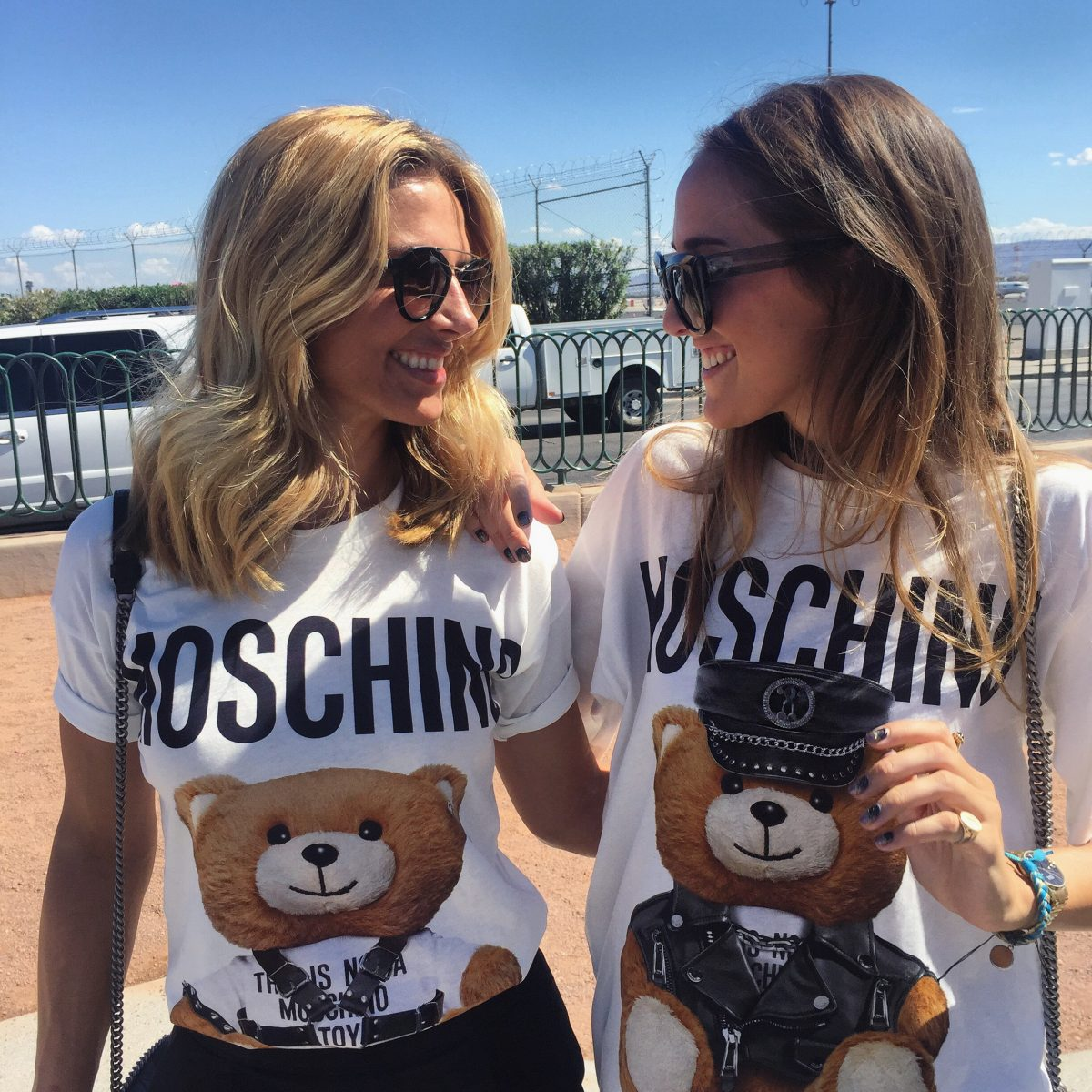 Friends & Moschino