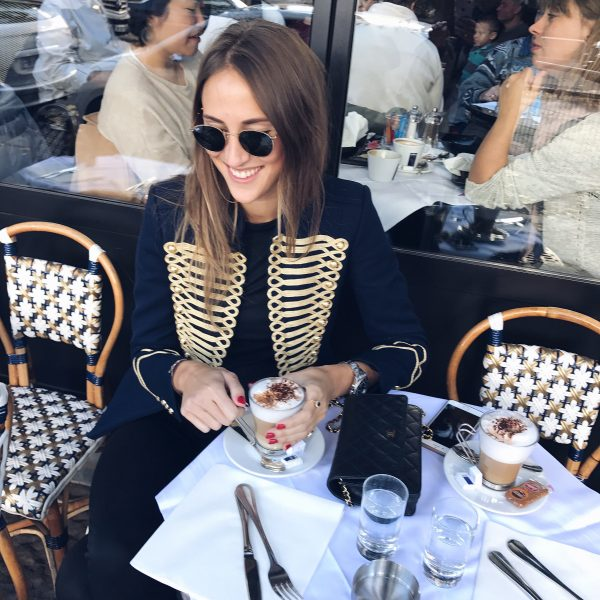The Parisienne blazer