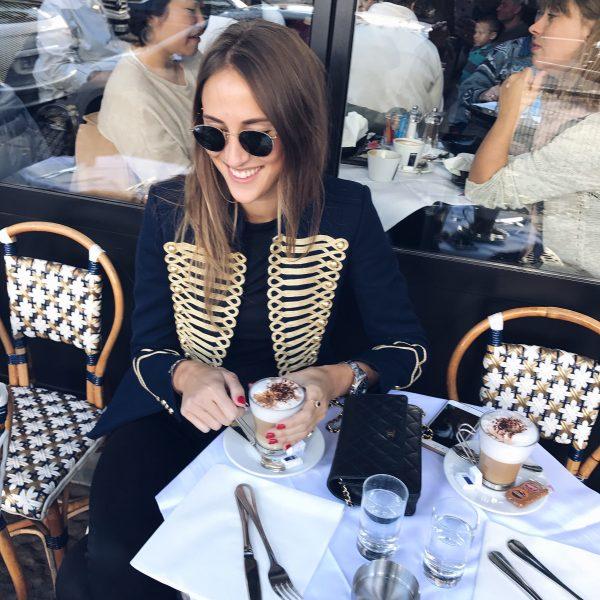 The Parisienne blazer