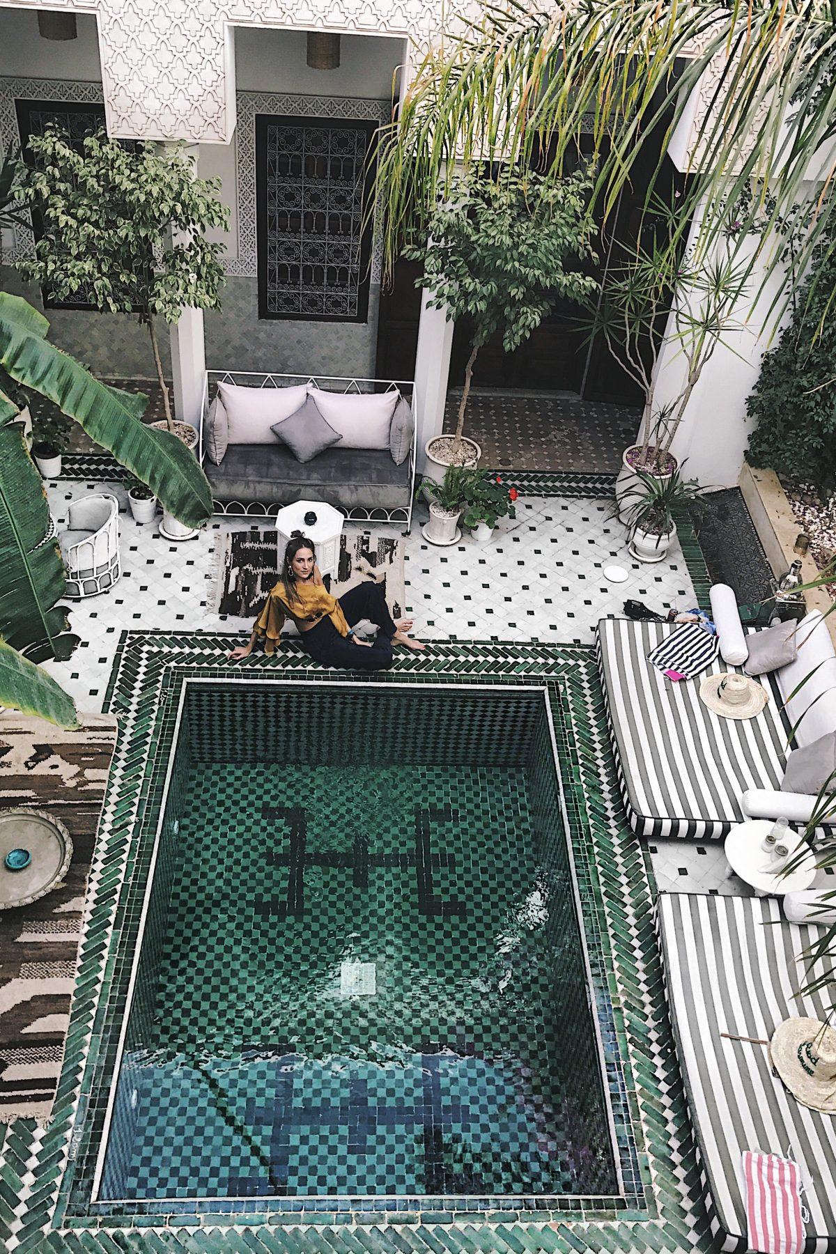 Riad Yasmine * Marrakech